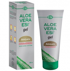 ESI Aloe Vera Gel With Argan Oil 200ml
