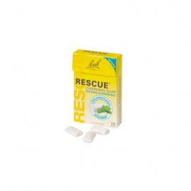Power Health Bach Rescue Chewing Gum 25τμχ.