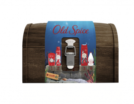 Old Spice Set Deep Sea Deodorant Stick 50ml + Old Spice Deep Sea Deodorant Body Spray 150ml + Old Spice Deep Sea Shower Gel 250ml + Old Spice Deep Sea After Shave Lotion 100ml