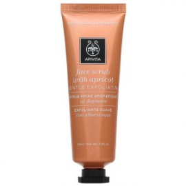 APIVITA Face Scrub with Apricot 50ml