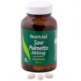 HEALTH AID SAW PALMETTO BERRY EXTRACT TABLETS 30S