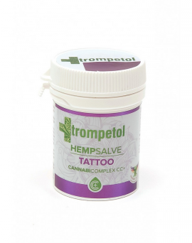 Trompetol Hempsalve tattoo 50ml