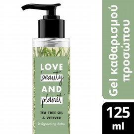 Love Beauty and Planet FACE CLEANSER VETIVER 125ML