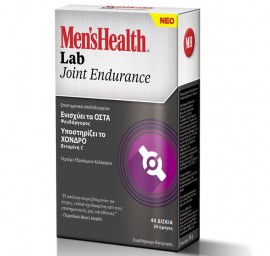 Mens Health Lab JOINT ENDURANCE 40 TABS