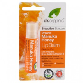 DR.ORGANIC MANUKA HONEY LIP BALM 5,7ML