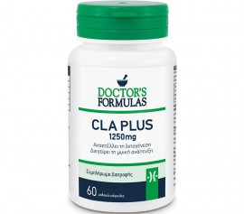 Doctors Formulas Cla Plus 1250mg 60 soft caps