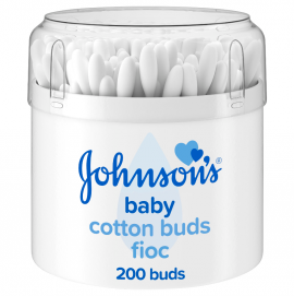 Johnsons Baby Cotton Buds 200τμχ