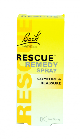 POWER HEALTH BACH RESCUE REMEDY SPRAY 7ML