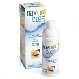 Novax Pharma NaviBlef Daily Care Αφρός Βλεφάρων 50ml