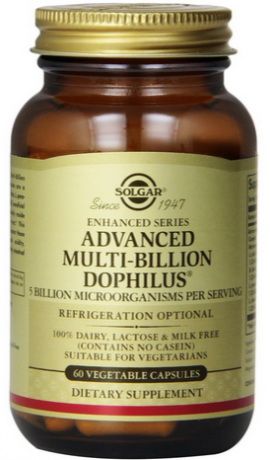 SOLGAR ADVANCED MULTI BILLION DOPHILUS 60VCAP