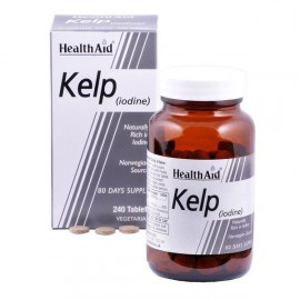 HEALTH AID SUPER KELP TABLETS 240S