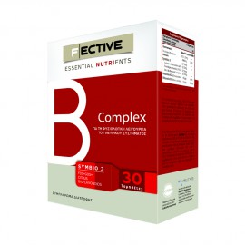 Fective Essential Nutrients B Complex 30tabs