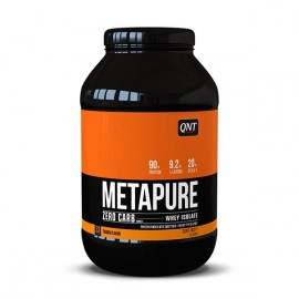 QNT Metapure Zero Carb Whey Isolate Protein Powder Tiramisu 1kg