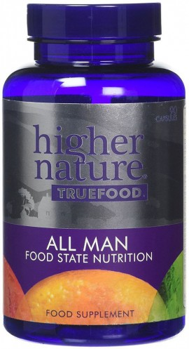 Higher Nature True Food All Man 90caps