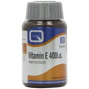 QUEST VITAMIN E 400IU MIXED TOCOPHEROLS 60CAPS