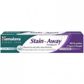 Himalaya Stain Away Toothpaste 75ml