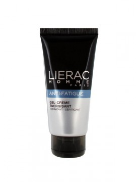 LIERAC HOMME ANTI-FATIGUE GEL CREME HYDRATANT 50ML