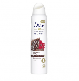 Dove Nourishing Secrets Nurturing Ritual with Raw Cacao & Hibiscus Flower 48h 150ml
