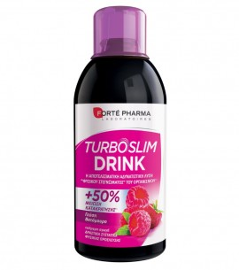 FORTE PHARMA TURBOSLIM DRINK FRAMBOISE 500ML