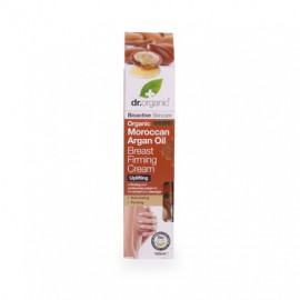 DR.ORGANIC MOROCCAN ARGAN OIL BREAST FIRMING CREAM 100ML