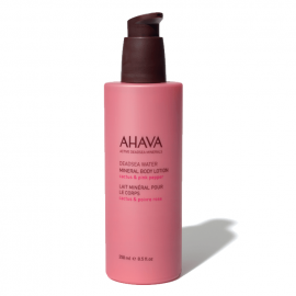 Ahava Mineral Body Lotion – Cactus & Pink Pepper  250ml