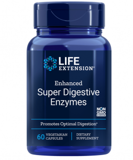 Life Extension Enhanced Super Digestive Enzymes 100caps
