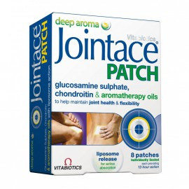 VITABIOTICS JOINTACE PATCH 8PATCHES