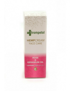 Trompetol Rosa & Geranium Oil 40ml