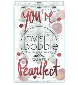 Invisibobble Waver Youre Pearlfect 3τμχ