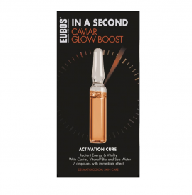 Eubos in a Second Caviar Glow Boost 7x2ml