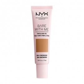 NYX PM Bare With Me Tinted Skin Veil Κρέμα με Χρώμα 6 Golden Camel ml