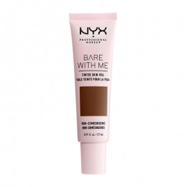 NYX PM Bare With Me Tinted Skin Veil Κρέμα με Χρώμα 11 Deep Rich 27ml