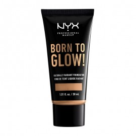 NYX PM Born To Glow! Naturally Radiant Foundation 10,3 Neutral Buff ml