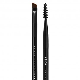 NYX PM Pro Dual Brow Πινελο Φρυδιων 18  0,007gr