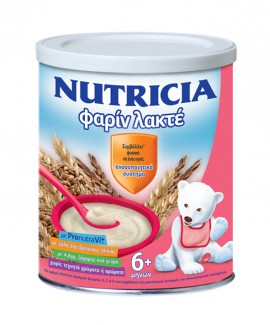 Nutricia Φαρίν Λακτέ Βρεφική κρέμα Από τον 6ο Μήνα 300gr