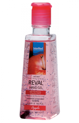 Intermed Reval Plus Apple Antiseptic Hand Gel 100ml