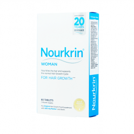 Nourkrin Woman for Hair Growth 60tabs