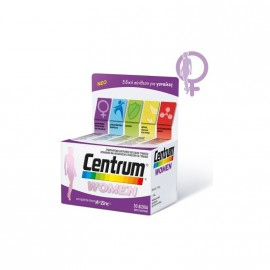 CENTRUM Women Complete form A to Zinc 30 tabs