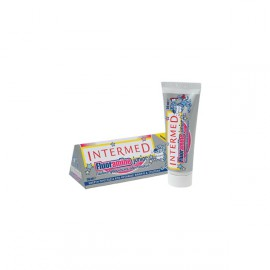 InterMed Fluoramine Junior Toothpaste 50ml