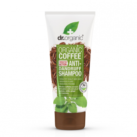 Dr.Organic Organic Coffee Anti-Dandruff Shampoo 200ml