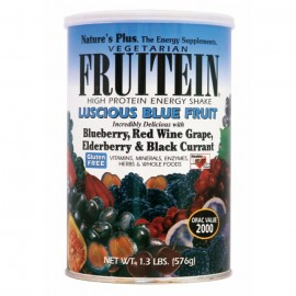 Natures Plus FRUTEIN LUSCIOUS BLUE FRUIT 576 gr