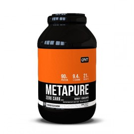 QNT Metapure Zero Carb Whey Isolate Protein Powder Stracciatella 2kg