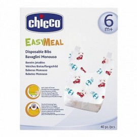 CHICCO ΤΡΑΧΗΛΙΕΣ ΜΙΑΣ ΧΡΗΣΗΣ 40 τεμ.