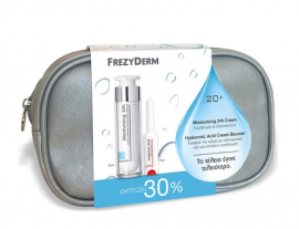 Frezyderm Νεσεσέρ με Moisturizing 24h Cream 20+ 50ml & Hyaluronic Acid Cream Booster 5ml