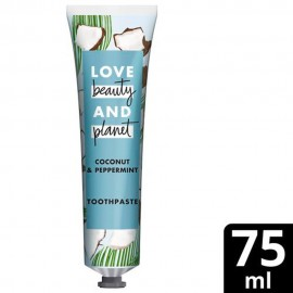 Love Beauty And Planet Toothpaste Coconut & Peppermint 75ml