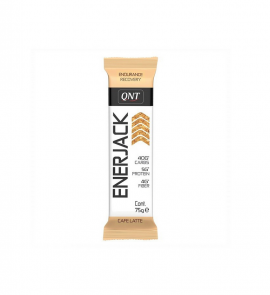 QNT Enerjack Protein Bar Cafe Latte 75gr