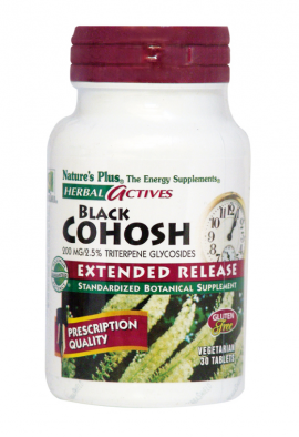 Natures Plus BLACK COHOSH  200MG, 30TABS