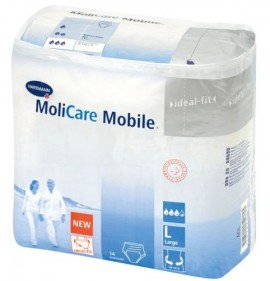 HARTMANN Molicare Mobile Large 14pcs