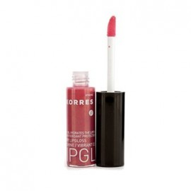 KORRES  CHERRY LIP GLOSS 22 ROSE 6ML