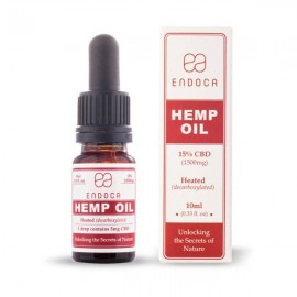 Endoca Hemp oil 15% CBD 10ml